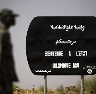 El cartel de Daesh (archivo)