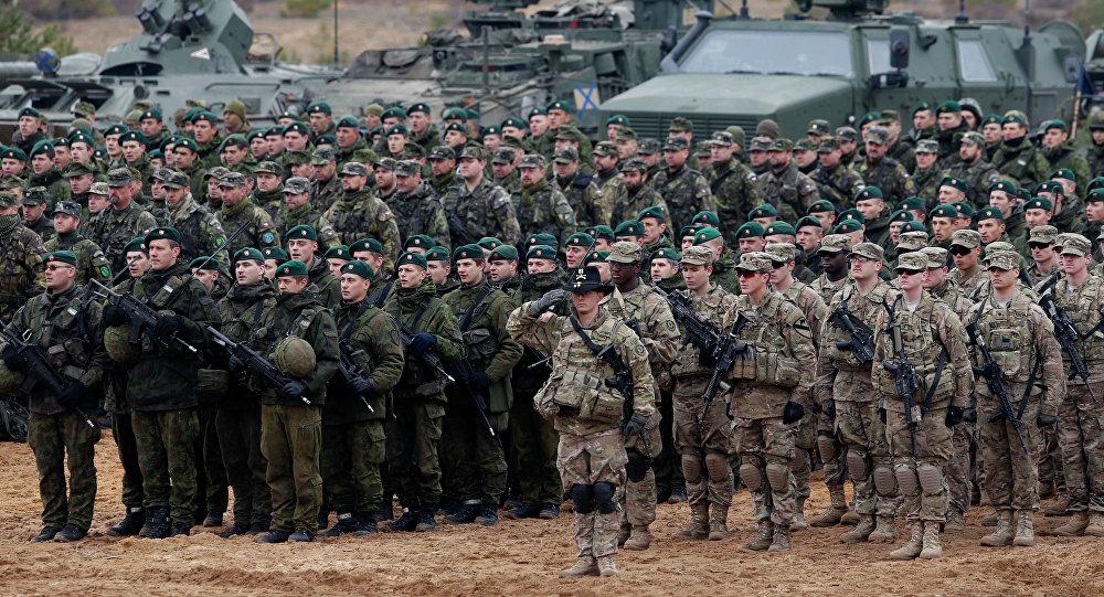 Ejercicios militares de la OTAN