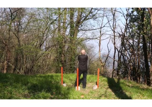 El proyecto del Estado de Arcadia de Peter Kees en Italia
