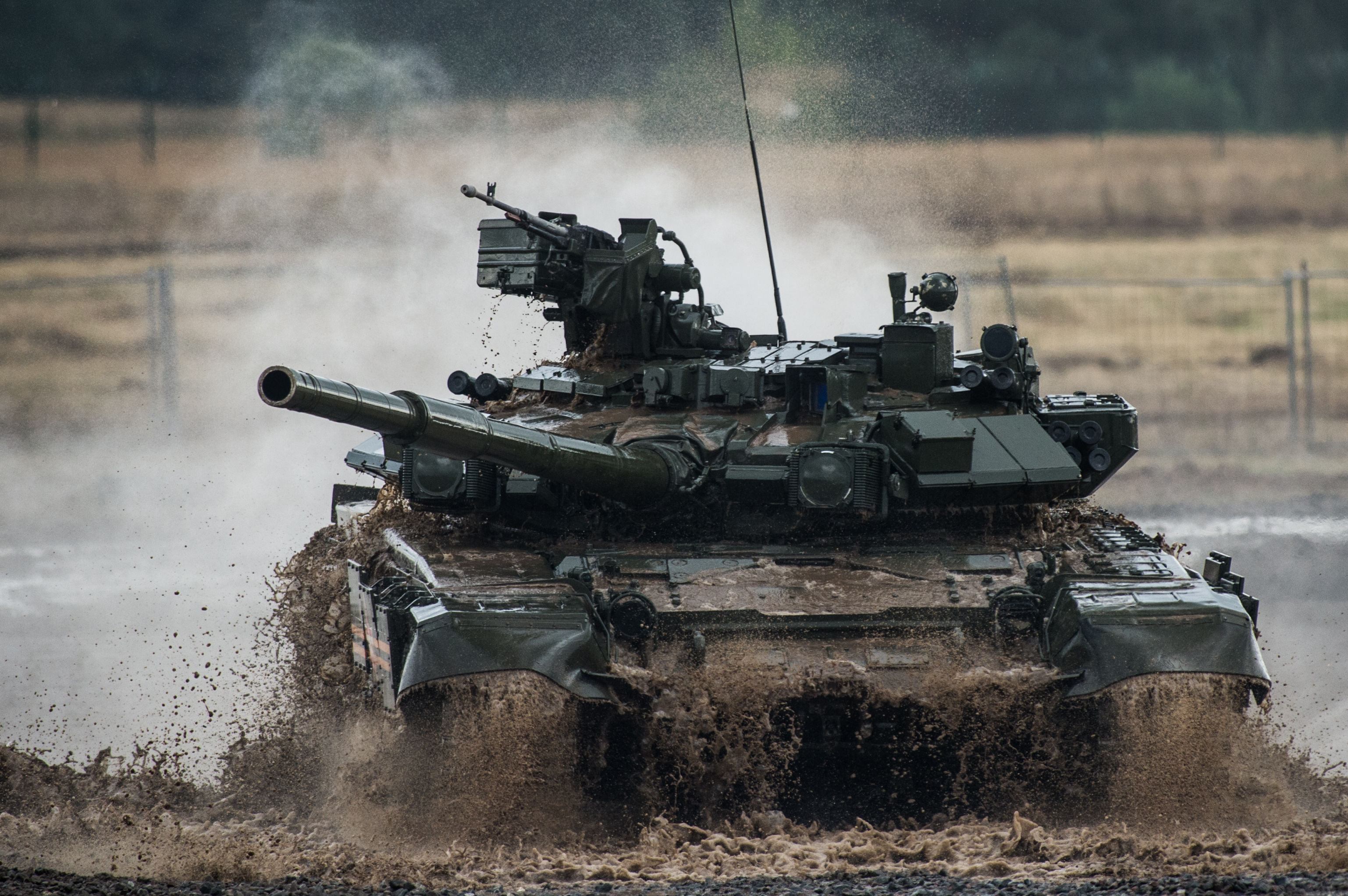 Tanque T-90