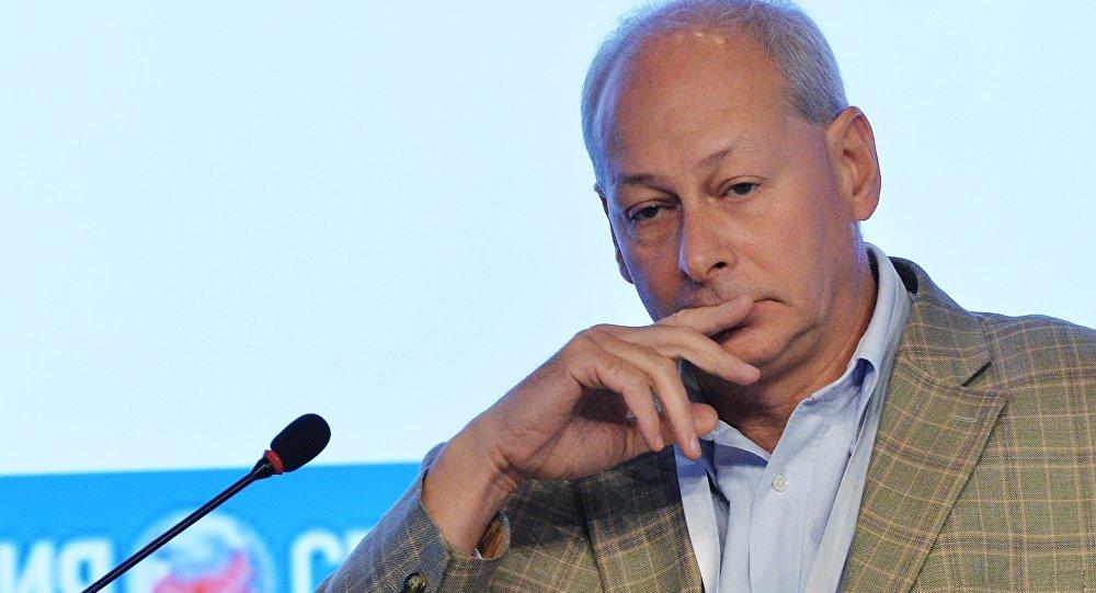 Alexéi Volin, viceministro de Comunicaciones ruso