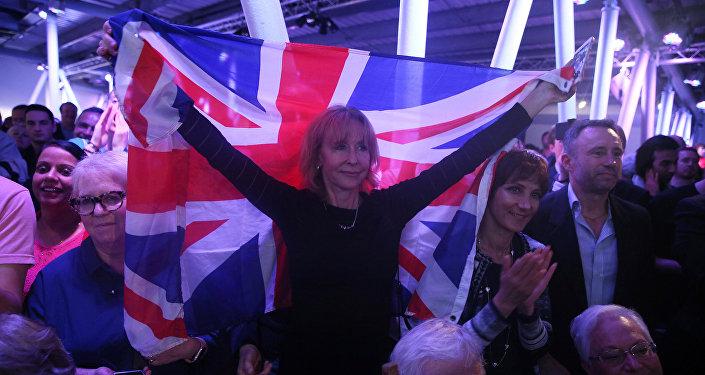 Los partidarios del Brexit