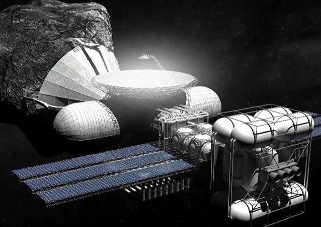 Sondas espaciales extraerán minerales de asteroides