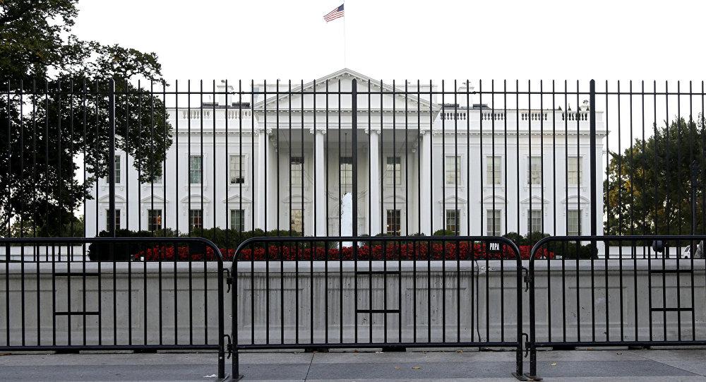 La Casa Blanca de EEUU