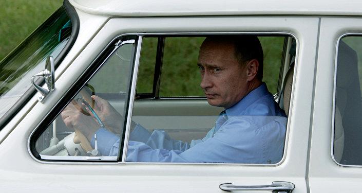 El presidente de Rusia, Vladímir Putin (archivo)