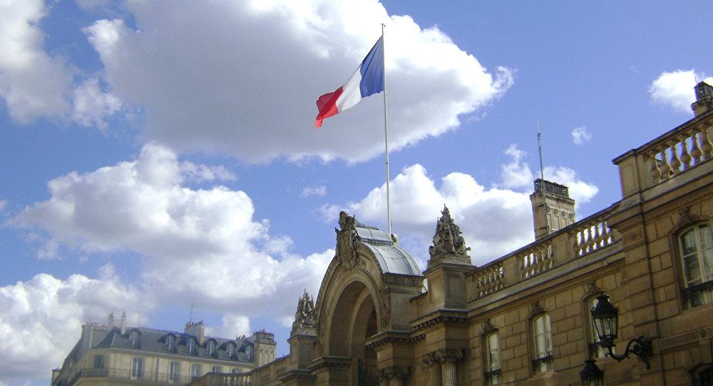 La sede de la Presidencia de la República francesa