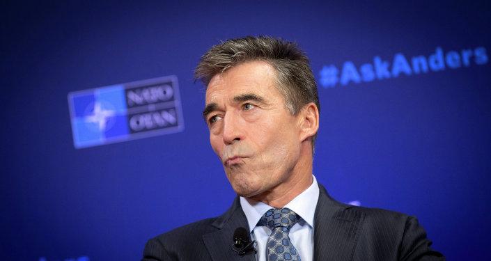 Anders Rasmussen, exsecretario de la OTAN