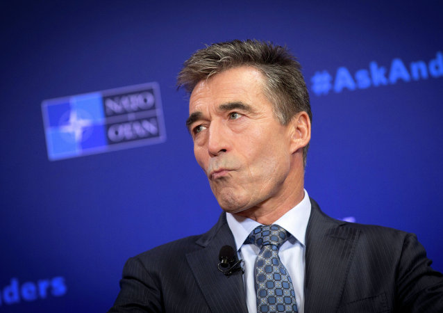 Anders Fogh Rasmussen, exsecretario de la OTAN