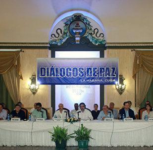 Negociaciones de paz del Gobierno de Colombia y de las FARC