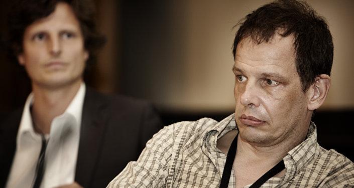 Hajo Seppelt, autor del documental sobre el dopaje en Rusia