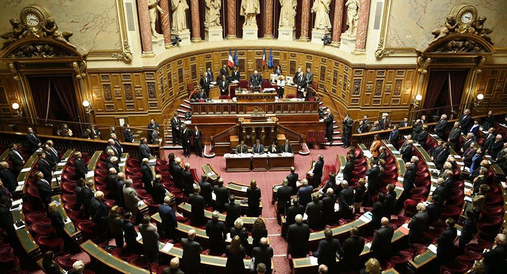 Senado de Francia (Archivo)