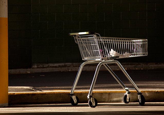 Сarro del supermercado (imagen referencial)