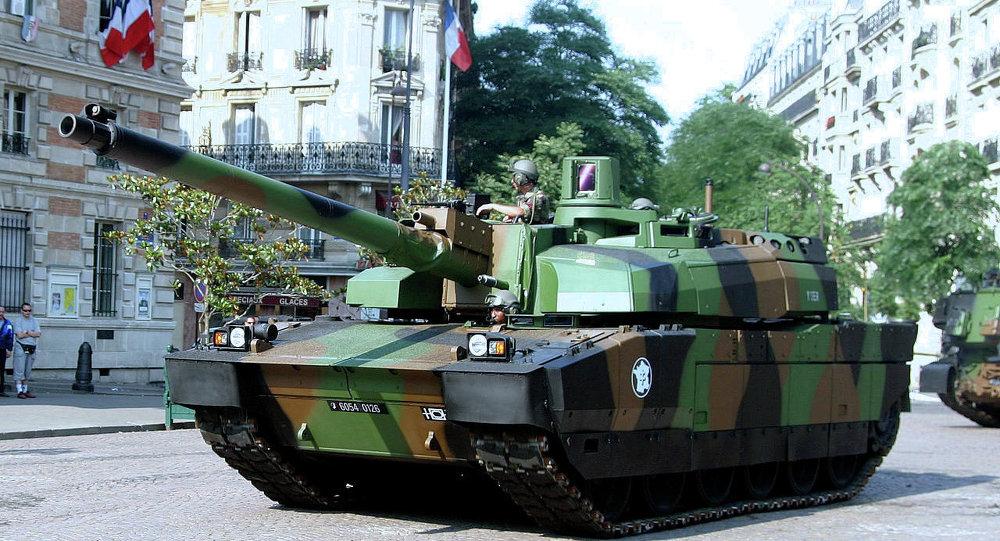 Leclerc, tanque francés