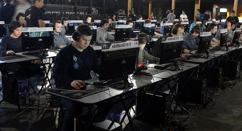 El torneo de juegos en línea en Rusia