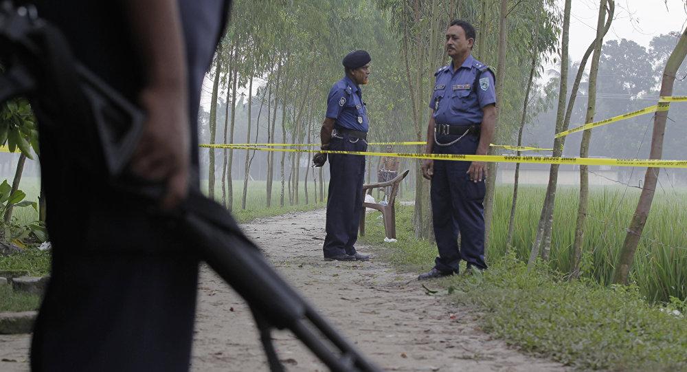 Fuerzas de seguridad de Bangladés