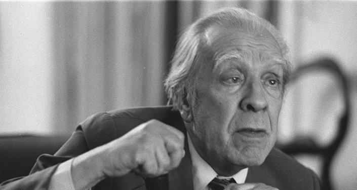 Jorge Francisco Isidoro Luis Borges Acevedo, escritor argentino