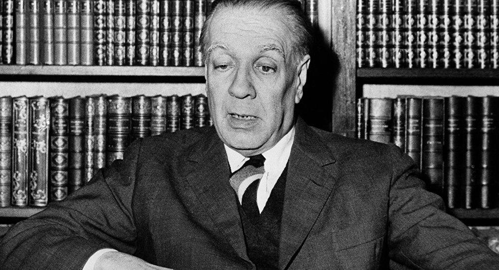 Jorge Luis Borges, escritor argentino