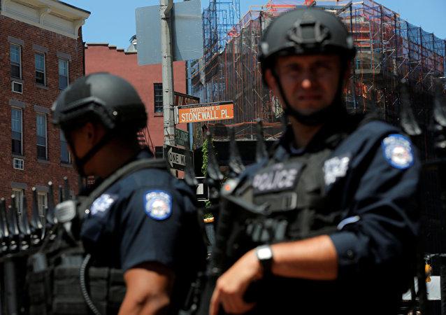 Policías estadounidenses (archivo)