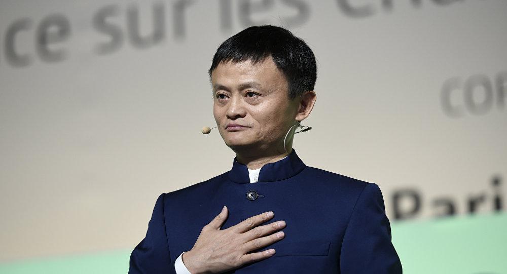 Jack Ma, fundador de Alibaba (archvio)
