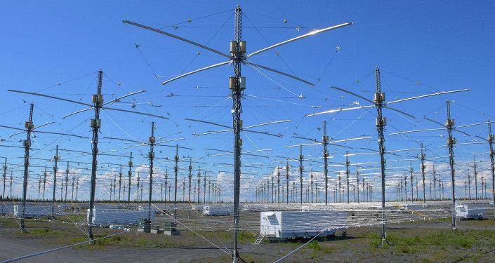 La instalación HHARP en Alaska, EEUU (Archivo)