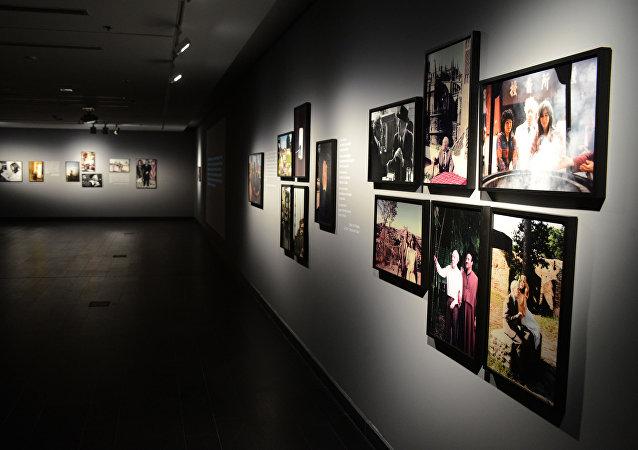 """La exposición """"Borges. Ficciones de un Tiempo Infinito"""" en Buenos Aires"""