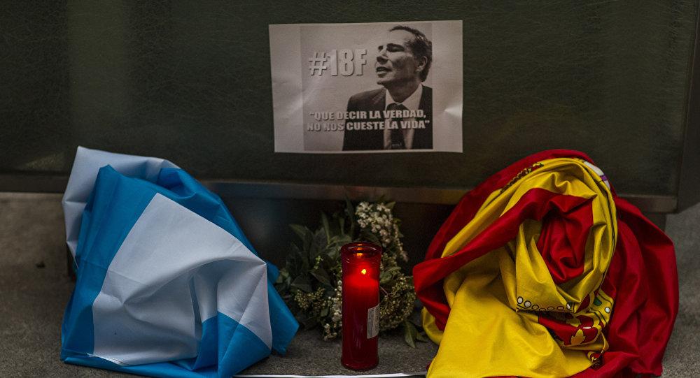 Homenaje a Alberto Nisman