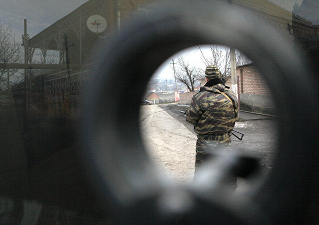 Policía de Ingusetia