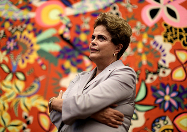 Dilma Roussef, expresidenta de Brasil (Archivo)