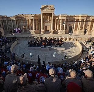 Renzi: сoncierto en Palmira, muestra de valores comunes entre Europa y Rusia