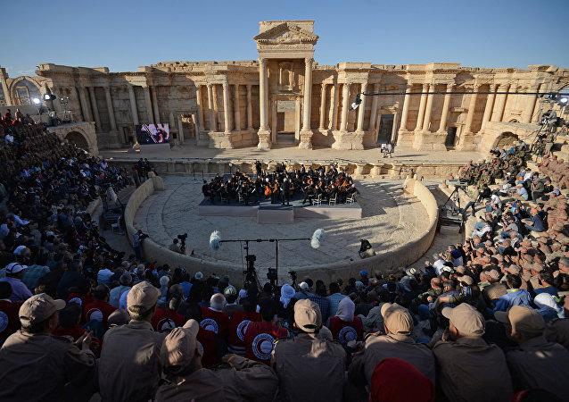 Concierto en Palmira (archivo)