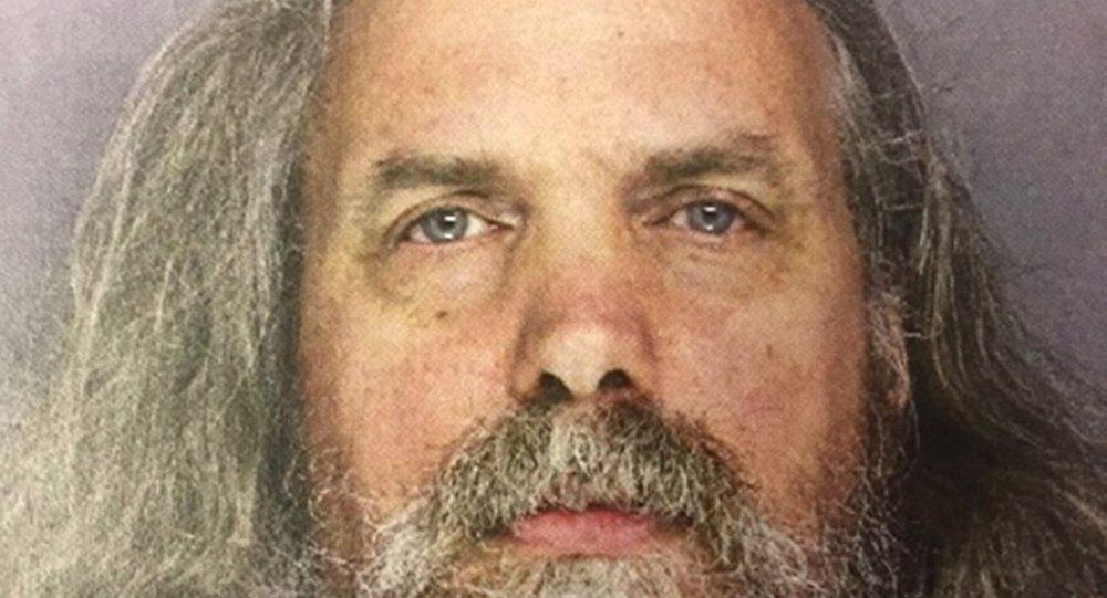 La foto del agresor sexual, Lee Kaplan