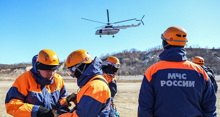 Servicios de rescate (archivo)