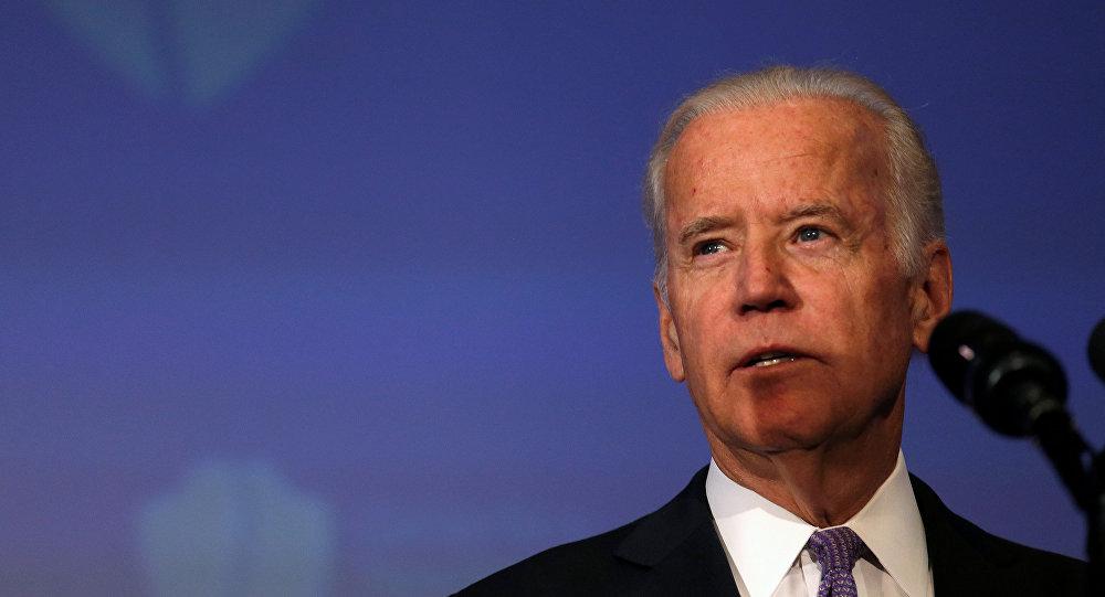 Joe Biden, exvicepresidente de EEUU (archivo; junio 2016)