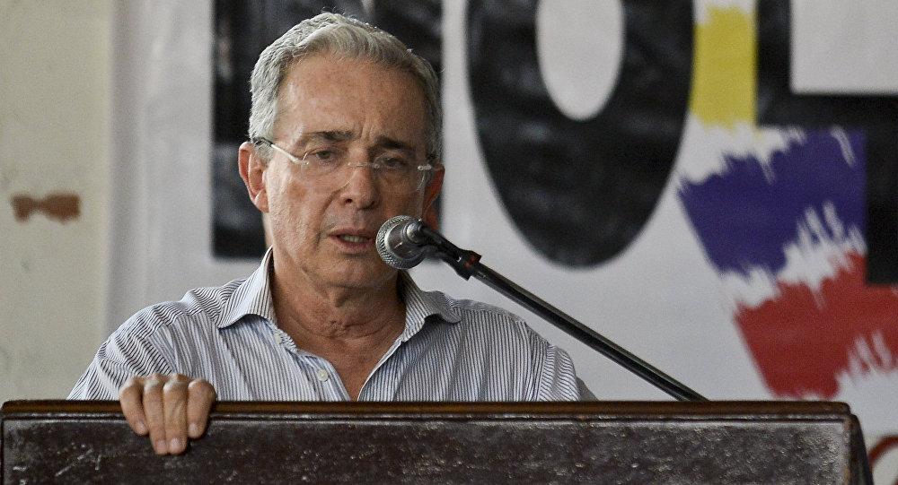 Expresidente de Colombia, Álvaro Uribe