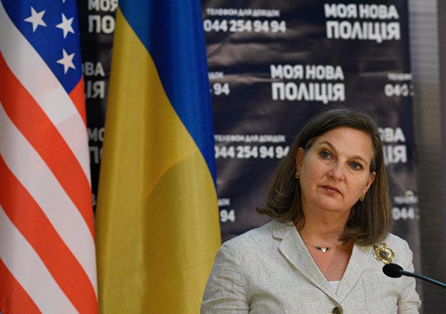Victoria Nuland, subsecretaria de Estado de EEUU (archivo)