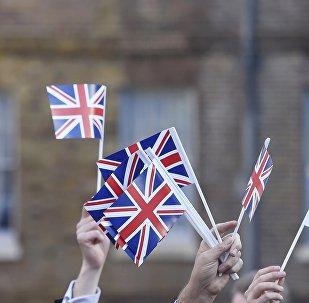 Banderas del Reino Unido (archivo)