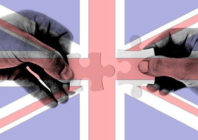 Desintegración de Gran Bretaña