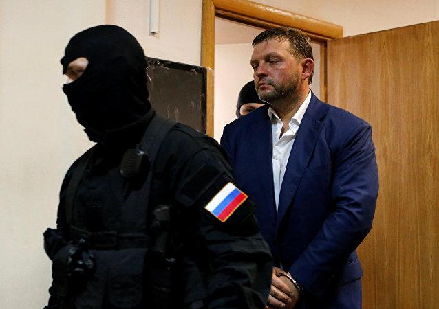 Nikita Belij, gobernador de la provincia de Kírov,