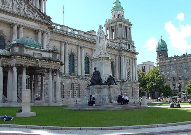 Belfast, la capital de Irlanda del Norte