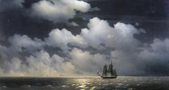 Pintura de Iván Aivazovski