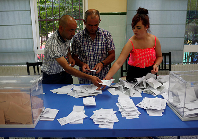 Las elecciones en España