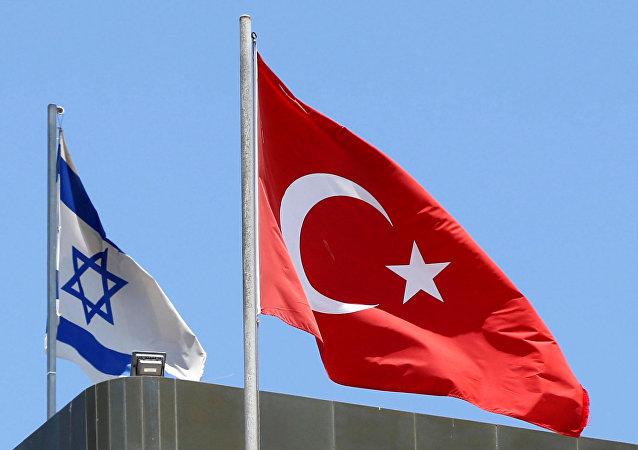 Embajada turca en Israel