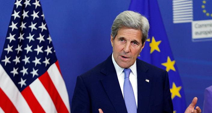 John Kerry, el secretario de Estado de EEUU