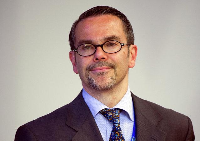 Romain Nadal, portavoz de la Cancillería francesa
