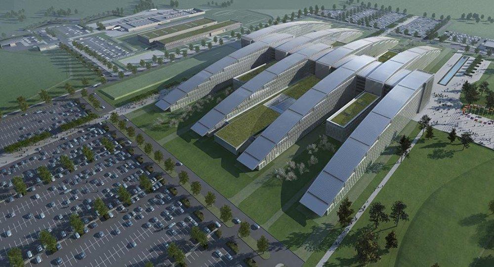El proyecto de la nueva sede de la OTAN en Bruselas