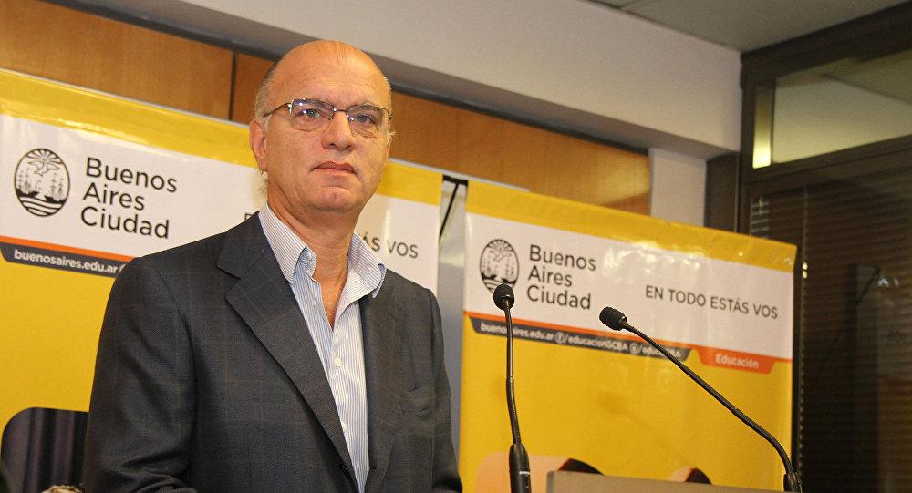 Néstor Grindetti en 2012