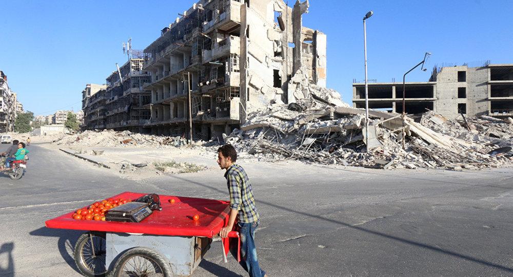 Tregua en Siria