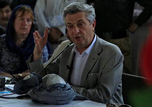 Filippo Grandi, Alto Comisionado de las Naciones Unidas para los Refugiados