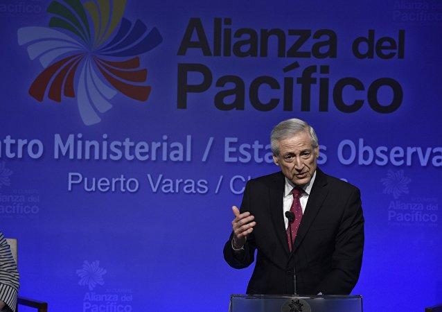 Heraldo Muñoz, canciller de Chile