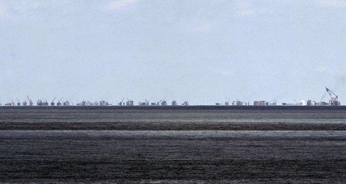 Problemas territoriales en el Mar del Sur de China